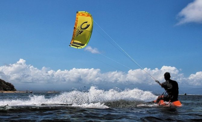 Kite Surfing – Nice Travel Video