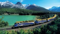 Rocky Mountaineer Train Vacation