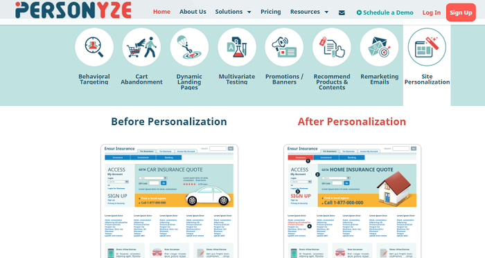 Content Personalization Software