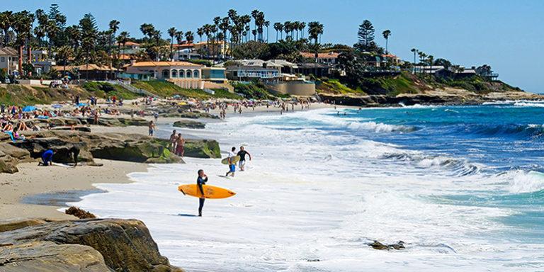 Visiting La Jolla — San Diego