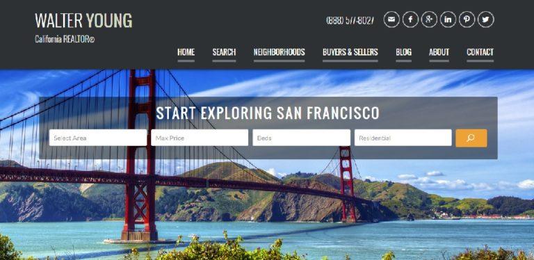 Websites for Real Estate Agents