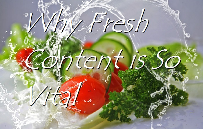 Fresh Content – Freshness Factors in Google's Ranking Algorithm