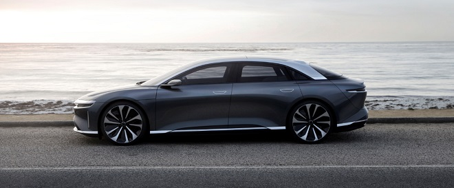 Luxury EV Lucid Motors