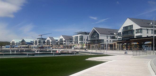 Friday Harbour Resort PreSale Condos for Sale Big Bay Point Ontario