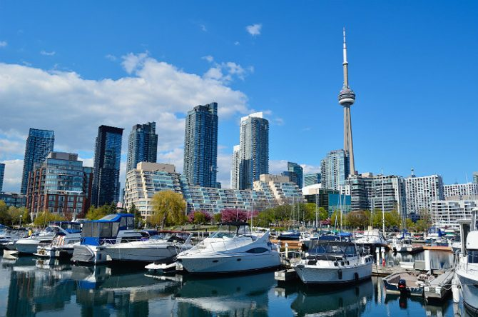 Toronto About to Become a Global Tech Hub