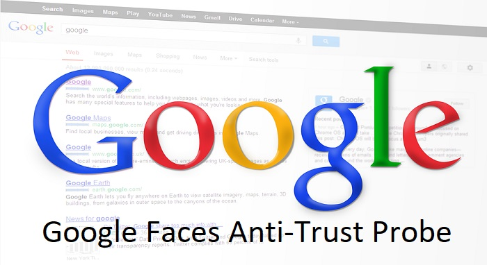 Google Anti-Trust Case