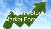 Stock Market Forecast for Next 3 Months