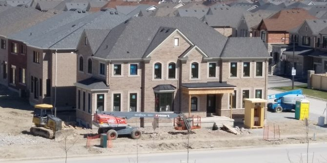 Best Housing Stocks | New Construction Forecast