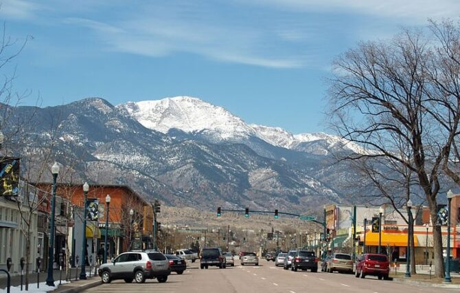Homes for Sale in Colorado Springs CO | Real Estate Sales Report