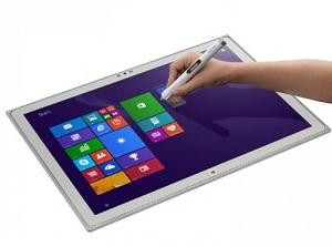 Panasonic 4k Display Tablet