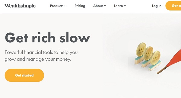 Wealthsimple. Self-Directed Trading Accounts.
