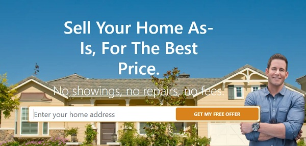 Tarek Sells Houses. Sell Homes for Cash.